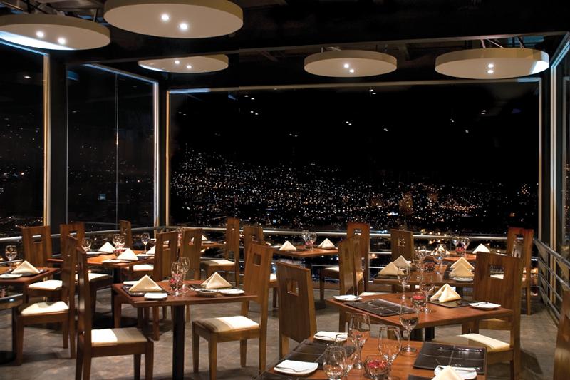 Comedor principal | Restaurante El Ventanal